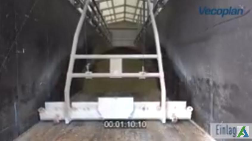 Пример работы автоматизированного склада BEF на предприятии