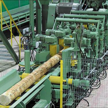 Лесопильные заводы