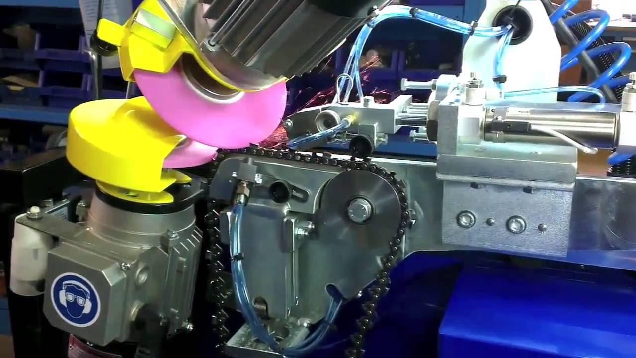 Embedded thumbnail for SA6 — Автоматический заточный станок